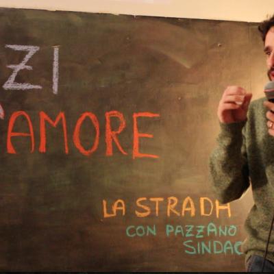 """Grande successo per i """"Comizi d'amore per Reggio"""""""