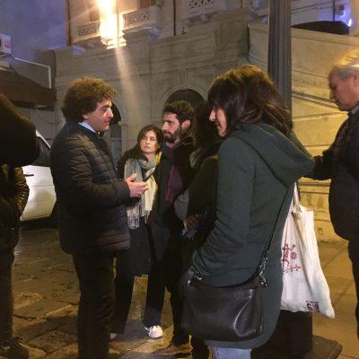 La Strada incontra i candidati alla Presidenza della Regione Calabria, ultimo confronto con Francesco Aiello