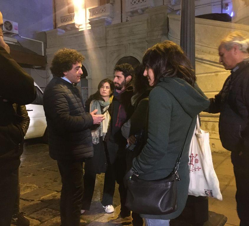 Incontro Aiello La Strada