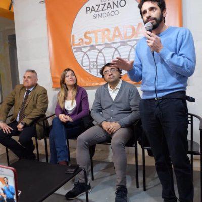 """La Strada per Pazzano Sindaco: grande partecipazione per il Nodo Tematico """"Reggio verso il distretto dell'economia civile"""""""