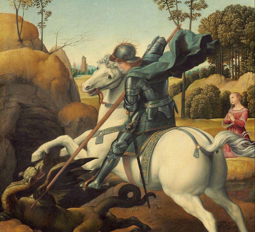 1024px-Raphael_-_Saint_George_and_the_Dragon_-_Google_Art_Project