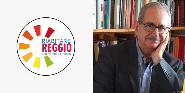 riAbitareReggio, una nuova compagna di strada per Saverio Pazzano sulla via verso Palazzo San Giorgio
