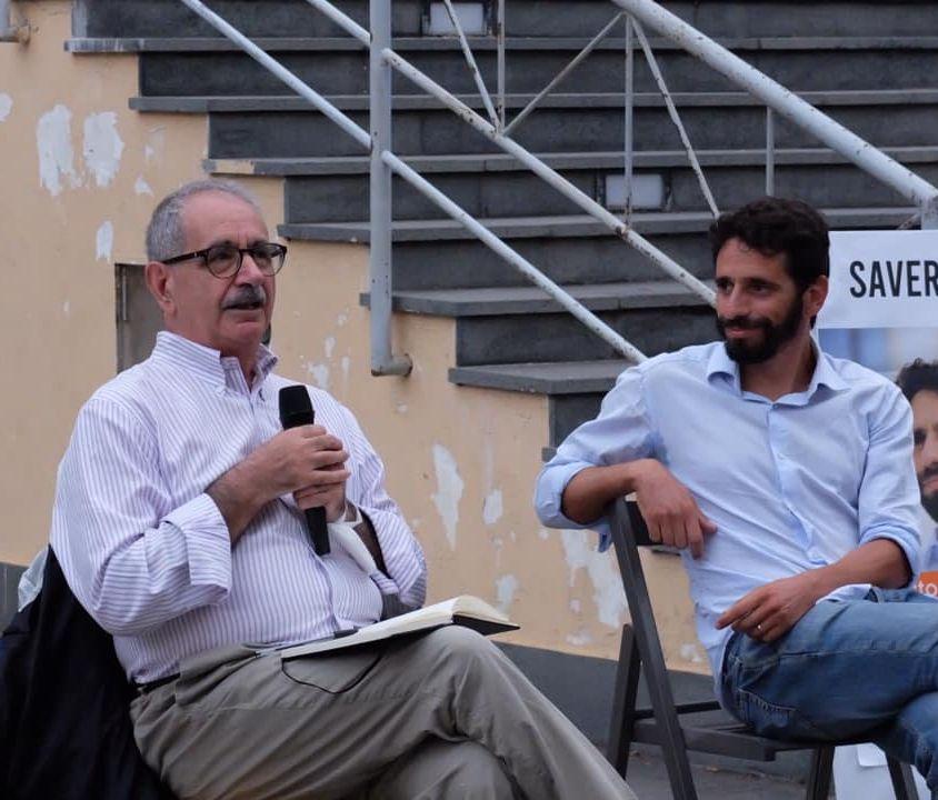 Vito Teti e Saverio Pazzano